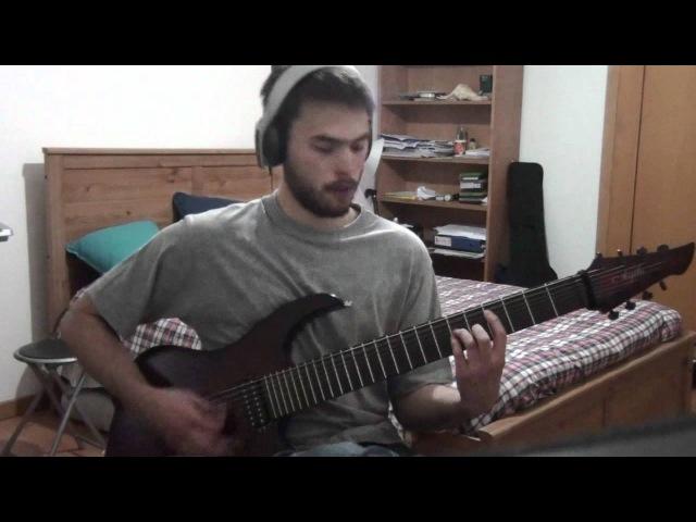 Knife Party - Bonfire (Guitar Cover)