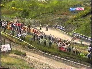 1997 World Motocross GP 250cc Round 8 San Marino