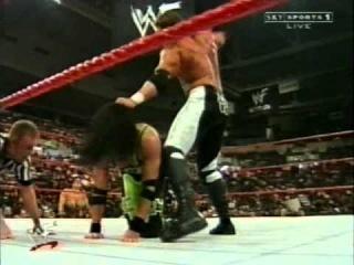 Triple H vs X-Pac - Backlash 1999