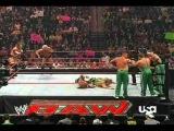DX + Ric Flair vs. The Spirit Squad WWE Raw Tag Team Match 27.11.2006