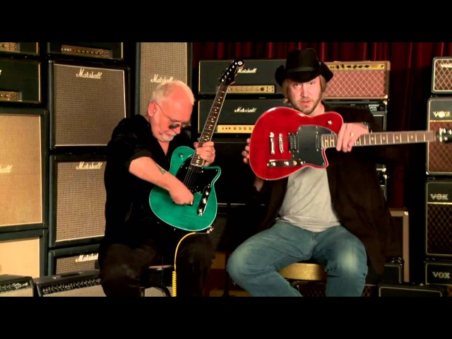 Reverend Reeves Gabrels Signature • Wildwood Guitars Overview