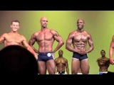 WBFF Pro Male Fitness Model