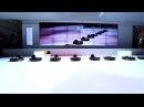 LG HOM-BOT на выставке CES 2013