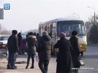 Автобусы не выходят в рейс - нет зимней солярки