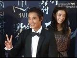 [SSTV] 광해 VIP시사회 이병헌-한효주, 선남선녀 왕과 왕비의 레드카펫