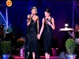 Liza Bagrationi &amp Nato Metonidze - LIVE (2006)