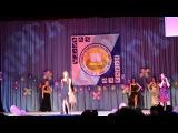 Дефиле девушек на конкурсе, под нашу песню)))