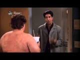 Friends - HD - Ross and Ugly Naked Guy