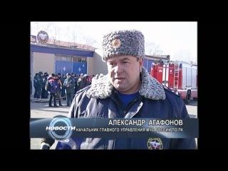 Ликвидация последствий ДТП. Сюжет ТНТ-Владивосток