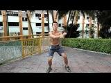 Gangnam Style Home Body Weight Training