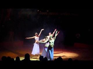 il balletto russo del circo di mosca