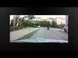 Скутера на дорогах