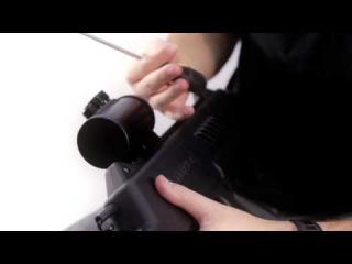 Инструкция по установке коллиматора, пристрелке и стрельбе без прицела