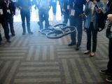 Android Controled AR Drone at Google I/O Part 2/2