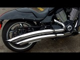 Victory Motorcycles: PQV Test Ride - X-Bow, Tri-Pro Exhaust