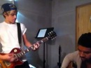 Niall and Carl Falk  playing One Thing