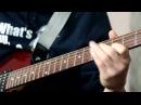 Eminem feat. Rihanna - Love The Way You Lie (guitar cover)