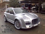 Modify Cayenne 2005 to TECHART MAGNUM 2009