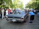 '62 Ford Thunderbird V8 Sound Burnout