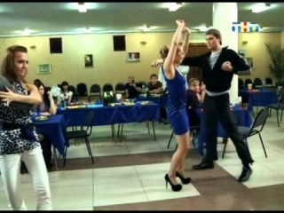 Колян танцует лучше всех (реальные пацаны)