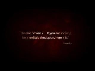 Theatre Of War 2: Kursk 1943 Official teaser