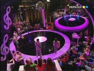 Андрей Дрофа на шоу Яка то мелодія (3 часть)