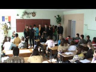 Команда КВН 13 район - Видеоконкурс; Молдова, Бельцы (HD)