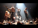 RubberDoll joins Rammstein on-stage during Buck Dich - Sunrise, FL, 4/20/12