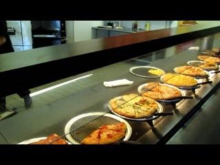 Cici's pizza ешь сколько съешь за $5.00