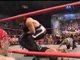 Реслинг на ТНТ с Николаем Фоменко. Kevin Nash vs Sting