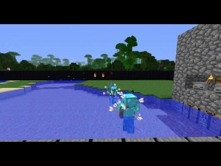 pvp! ender vs Zencraft