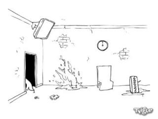 Пила против Шерлока хомса