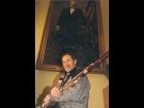 Astor Piazzolla - Libertango (V. Popov - bassoon)