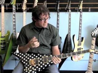 Jackson's Brian McDonald On The Custom Shop Randy Rhoads RR1.5