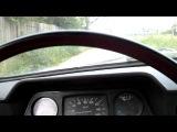 Поездка на Запорожце ЗАЗ-968М ZAZ-968M ride 1080p