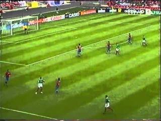 Мексика-Ю.Корея.Е.Чемпионат мира по футболу 1998