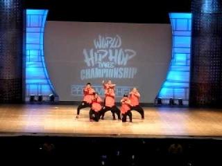 2011World Hip Hop Dance Championship Adult Division Rocket Mexico