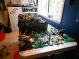 LEGO Star Wars - Base on Endor - Entry to legoboy12345678's Base Contest 5.0