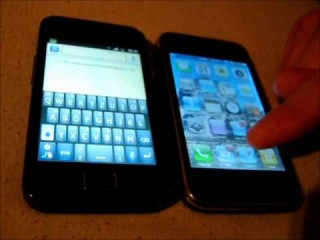 Apple Iphone 3GS vs. Samsung Galaxy Ace