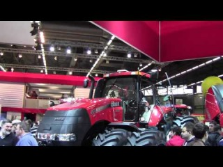 SIMA 2013 CASE IH 24 février 2013 Paris Nord Villepinte France - YouTube