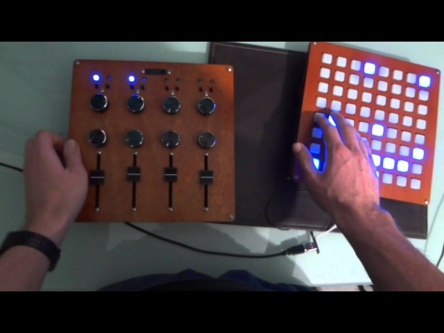 Synth Hacker: Arpeggiator Fun -- My MIDI-to-Trigger Converter