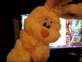 Дед Сарай #2. Кролик-Троллик хочет попасть в