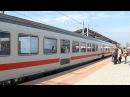 532 - Pociąg EuroCity EC 248 WAWEL EP09-013 [Katowice 1080p FullHD]