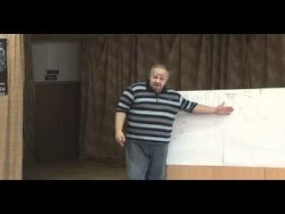 В.М Минин семинар в Королеве, апрель 2011 часть 1