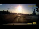 Falling asteroid in Russia -The best.Падение метеоритов в России