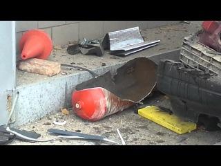 Взрыв машины с ГБО Симферополь.mp4
