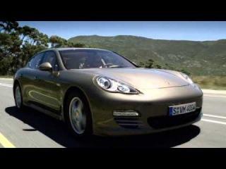 Porsche Panamera - Новая глава