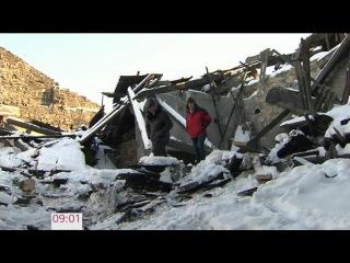 В Приморском крае бывший военный городок исчезает по частям - Первый канал