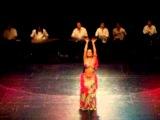Renata Lobo con Orquesta de Mario Kirlis- Kurd Aza- En la Gala del Bellydance weekend 2011