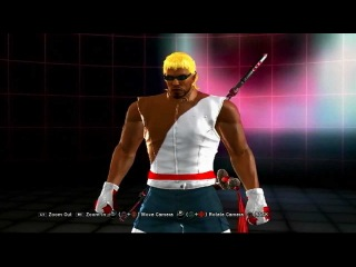 Tekken Tag Tournament 2 - Decal Customization - Naruto Shippuden